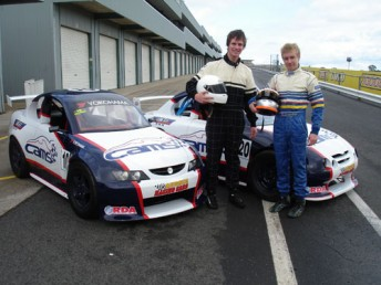 The CAMS Young Guns is looking for new drivers for 2010