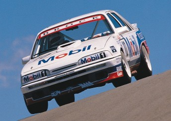 David Parsons teamed with Peter Brock and Peter McLeod at Bathurst in 1987 to win The Great race