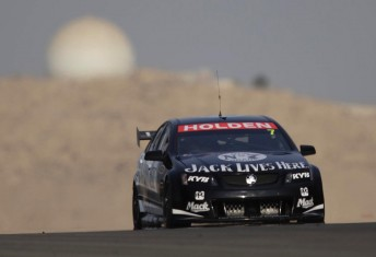 V8 Supercars could run around the Grand Prix Bahrain layout at the category's visit to the track in February 2010