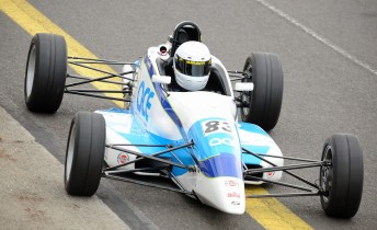 Two of Minda Motorsport's drivers will contest selected rounds of the national Formula Ford championship
