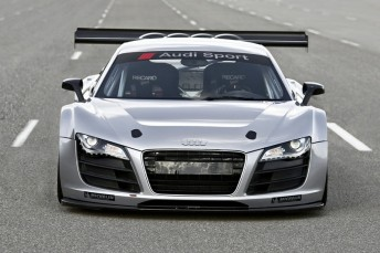 Mark Eddy will race the impressive Audi R8 GT3 in next year's Australian GT Championship