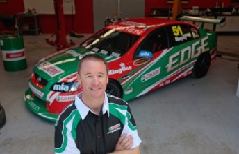 Greg Murphy was confirmed as the Castrol Holden driver for 2010, but could he miss the first round?