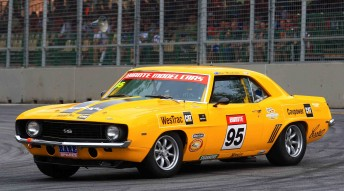 Former Bathurst stalwart Andrew Miedecke will return to national racing competition this year