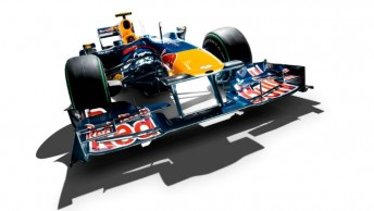 The RB6 that Mark Webber and Sebastian Vettel will drive in the 2010 F1 World Championship