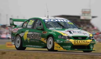 The Ford Rising Stars Racing concept will be revived this year for James Moffat