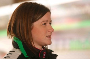 Leanne Tander will compete in the Touring Car Masters this year