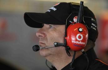 Triple Eight Race Engineering boss Roland dane