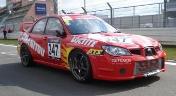 Mal Rose will drive for UK team Rimmer Motorsport. He will drive the Subaru Impreza WRX STI alongside team-owner Mike Rimmer and Peter Venn