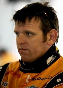 Trading Post Racing driver Jason Bright