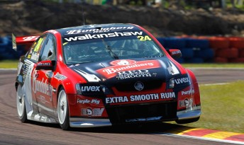 The Bundaberg Red Commodore of Fabian Coulthard