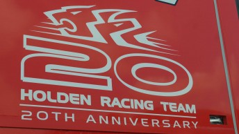 The Toll Holden Racing Team is celebrating its 20th anniversary this year