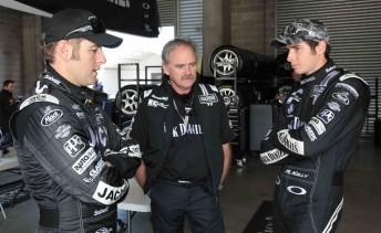 Todd, John and Rick Kelly