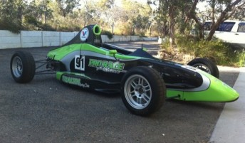 The TanderSport Formula Ford