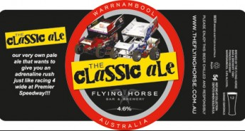 The label for The Classic Ale