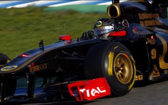 Nick Heidfeld impressed Renault last week at Jerez