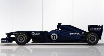 The Williams FW33