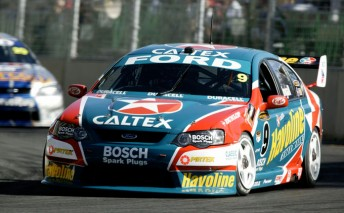 Russell Ingall took SBR BA02 to second in the 2004 Championship Series