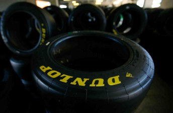Dunlop tyre supply won't be affected by Japan's devastating earthquake