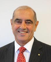 Former SA premier John Olsen