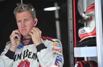 Jim Beam Racing's Steve Johnson