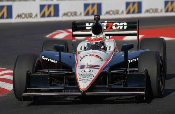 Will Power takes pole #4 of 2011 this time in Brazil