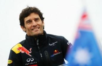 Mark Webber at the Canadian Grand Prix