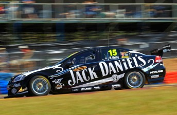 jack Daniel's Racing's race winner Rick Kelly
