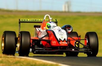 Mat Sofi is a former F3 race winner at Eastern Creek