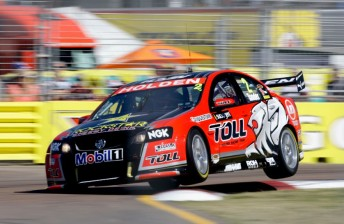 Garth Tander took win number two for the season