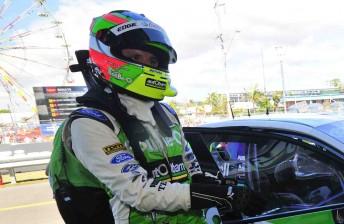 The Bottle O Racing's Paul Dumbrell