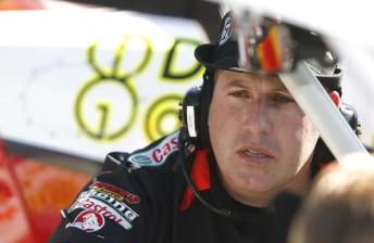V8 Supercars team owner Paul Morris