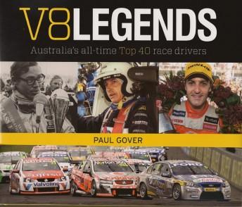 V8 legends – Australia's all-time Top 40 race drivers