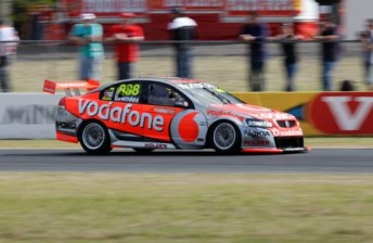 Craig Lowndes at Turn 3