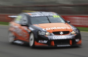 Nick Percat's Coates Hire Commodore VE