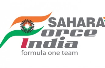 The new Force India logo