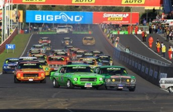 The Touring Car Masters class at Bathurst this year