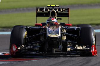 Kimi Raikkonen will drive for Lotus next year