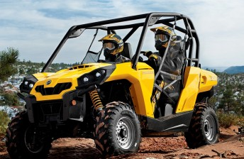 The Can Am Commander
