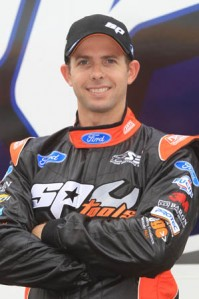 Luke Youlden will team up with Shane van Gisbergen in the #9 SP Tools Racing Ford Falcon