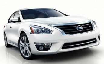 The new Nissan Altima will be the basis of Kelly Racing's V8 Supercars program in 2013