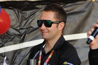 Tekno Autosport's Michael Patrizi