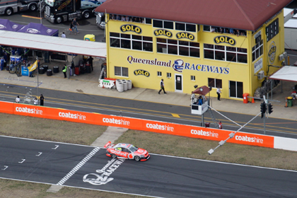 Queensland teams set for Ipswich test today - Speedcafe