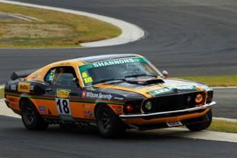 John Bowe at Sydney Motorsport Park