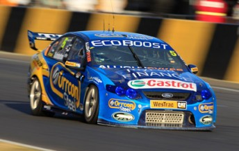 Orrcon Steel FPR's Mark Winterbottom