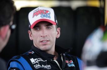 Justin Wilson at Queensland Raceway