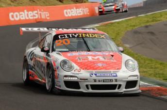 Motgan Mutch replaces Bathurst Porsche driver Troy Wilson