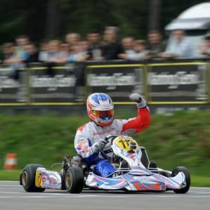 Dutch driver Joey Hanssen