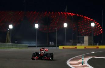 Lewis Hamilton snapped Red Bulls pole streak in Abu Dhabi