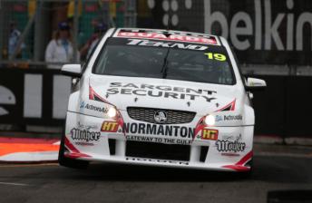 Eggleston Motorsport has secured a Tekno Autosports Commodore VE
