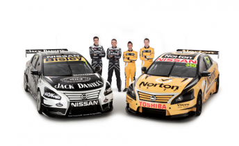 Rick Kelly, Todd Kelly, Michael Caruso and James Moffat will form the inaugural four-car Nissan Altima squad